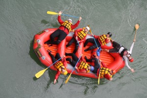 White Water Rafting on the Buller River