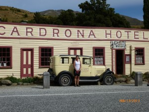 Quaint Cardrona Hotel!