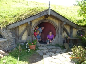Welcome to our Hobbit Hole!