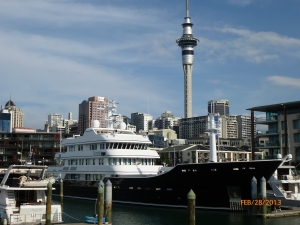 Auckland Sky Tower!